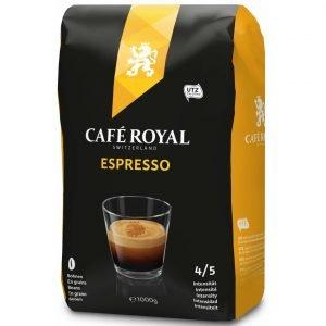 cafe royal espresso beans